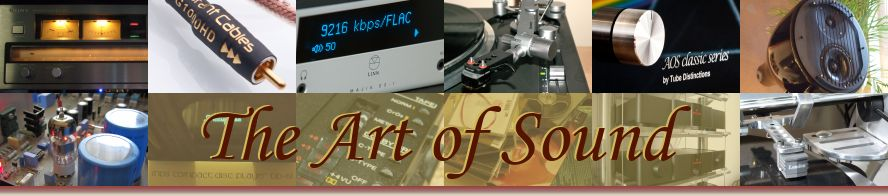 The Art of Sound Forum - Powered by vBulletin
