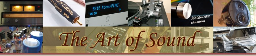 The Art of Sound Forum